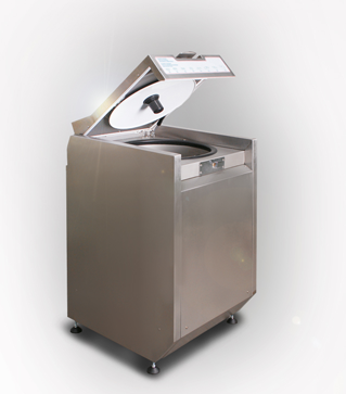 Eco Finisher Macerator